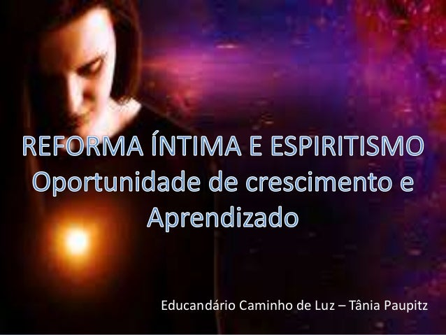 Educandário Caminho de Luz – Tânia Paupitz