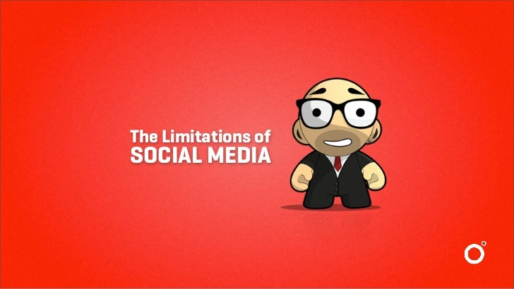 FollowFridays - The Limitations of Social Media