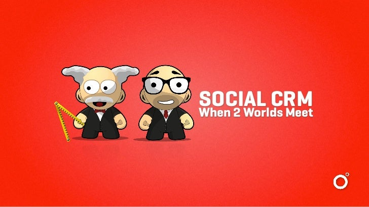 Proximity about Social CRM