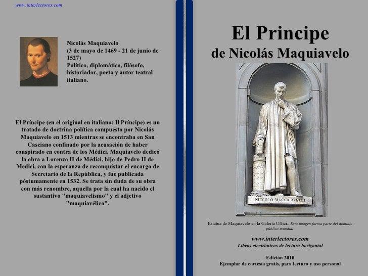 1 1 1 1 1 1 1 1 1 1 1 1 1 1 1 1 1 1 1 1 1 1 1 1 El Príncipe (en el original en italiano: Il Príncipe) es un tratado de doc...