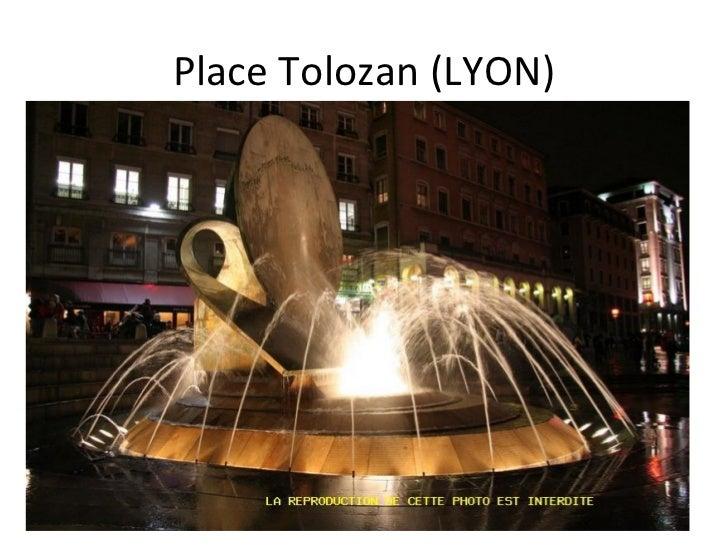 Place Tolozan (LYON)