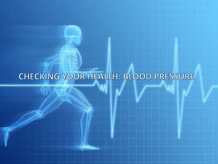 BLOOD PRESSURE   •Refers to the force that blood exerts against a   vessel wall.   •These points are represented by the sy...