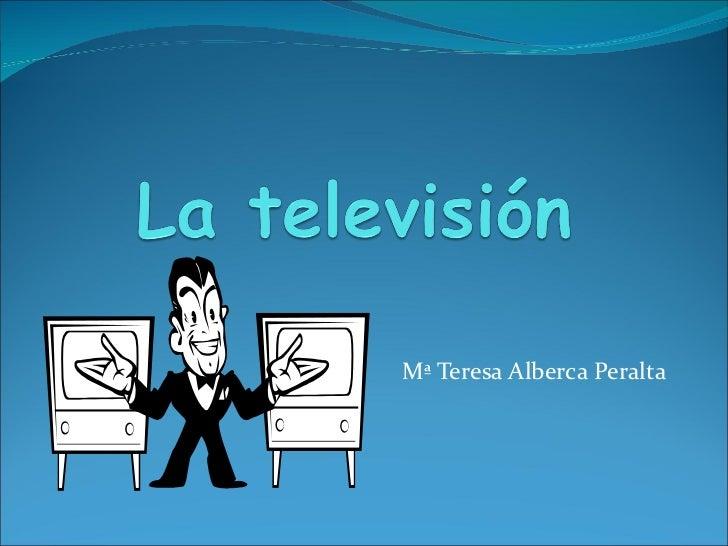 Mª Teresa Alberca Peralta