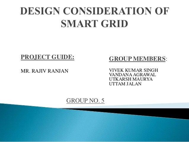 ppt on Smart Grid