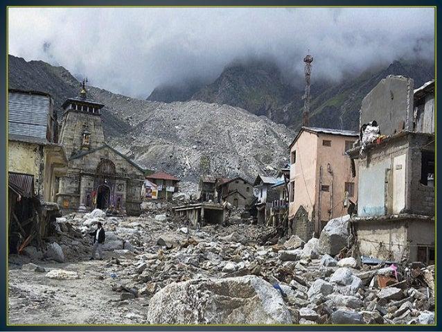 case study of uttarakhand flood disaster 2013 by