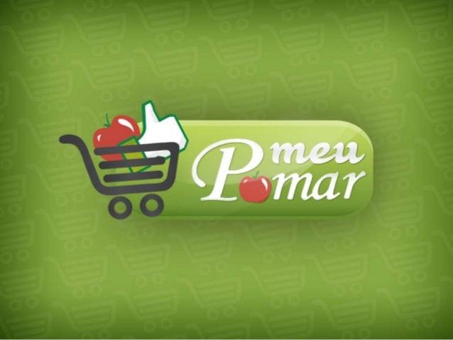 Direto ao assunto Oferecer um novo e rentável modelo de negócios para a rede de supermercados Pomar, através de uma ferram...