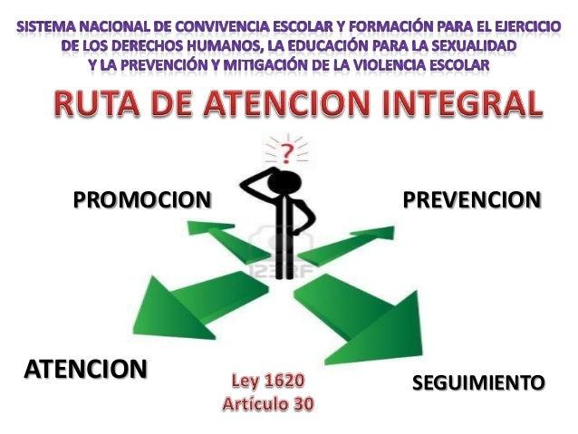 Ppt.ruta de atencion integral