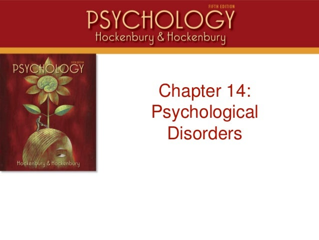 PSYC 1113 Chapter 14