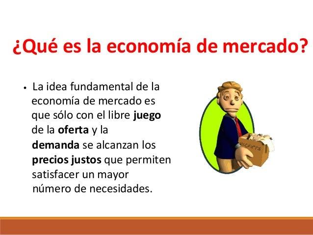 Econom a de mercado for Que es mercado exterior