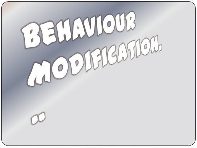 Behavior can be defined as the way in which an individual behaves or acts to a stimuli . It can be either bad or good.