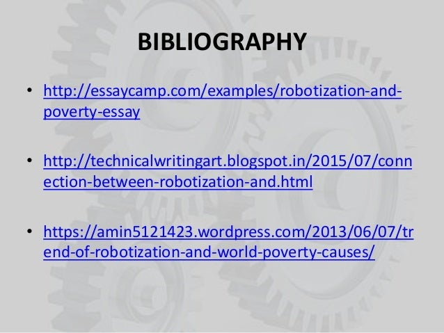 poverty solutions essay