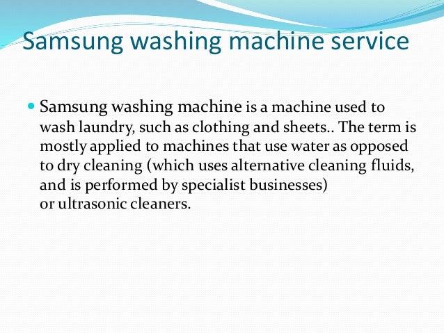 samsung washing machine in hyderabad