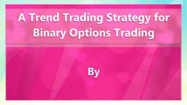 Options trading trends