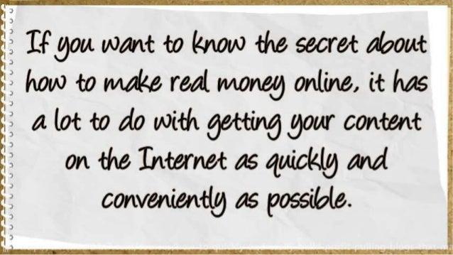 Make Money Daily On Autopilot - Discover How I Make Money Daily