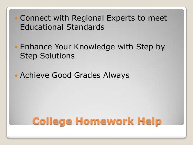 Online homework help chat
