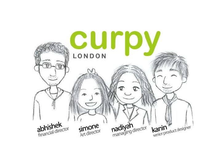 Curpy London YE Competition