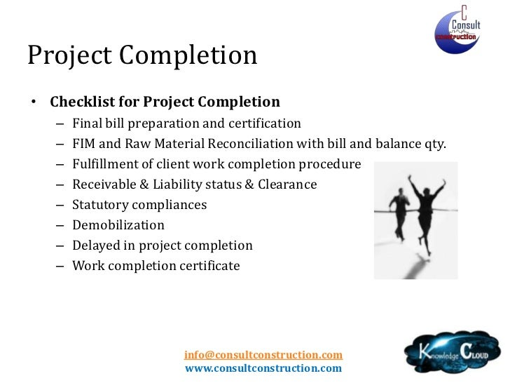 completion certificate sample – Work Completion Certificate Format