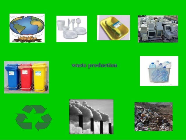 Waste Reduction -