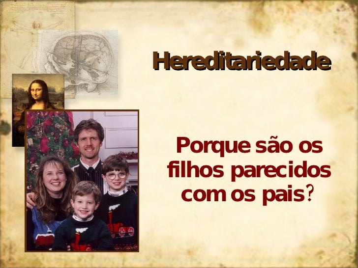Ppt   Hereditariedade