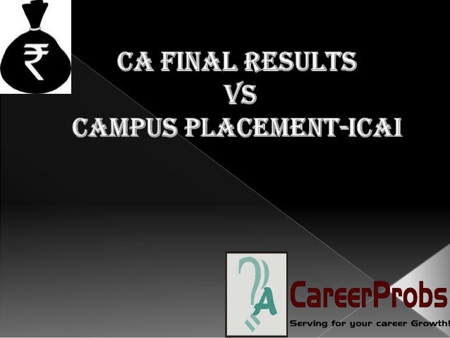 Ppt ica campus final