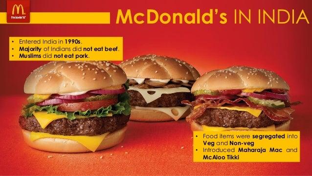 marketing essay on mcdonalds