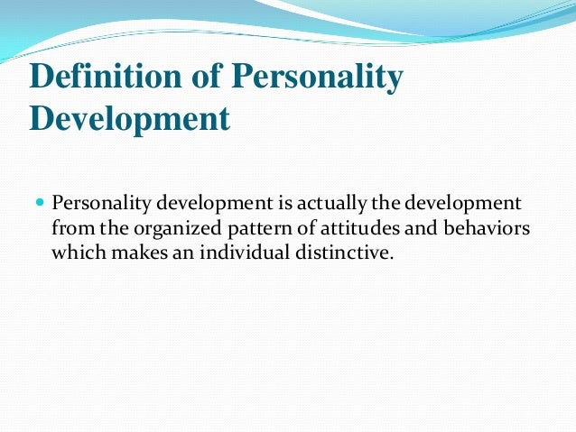 a report on the definition of personality A self-report inventory is a type of psychological test often used in personality assessment this type of test is often presented in a paper-and-pencil format or may even be administered on a computer.