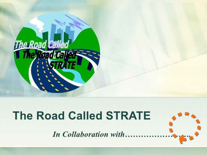 The Strate Road