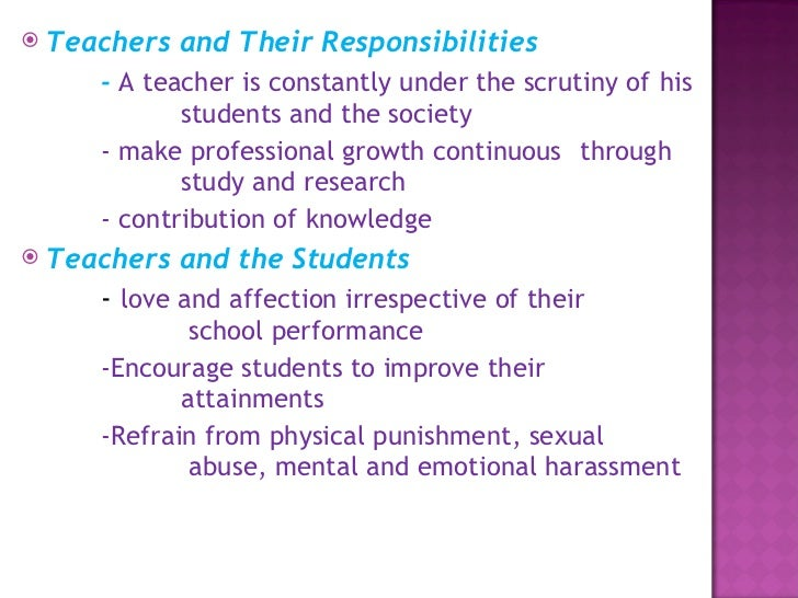 essay about teachers role The role of a teacher is of great importance not only in his/her classroom but in society in general he/she is responsible to communicate and.