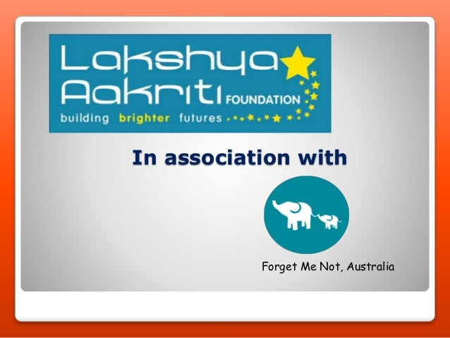 Building Brighter Futures - #projectHELP #lafindia.org