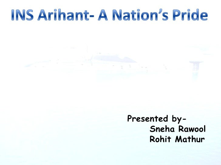Presented by- Sneha Rawool Rohit Mathur