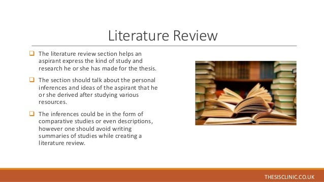 review of literature in thesis Literature reviews 1 2 3 4 5 6 7 8 what is a literature review choosing material placing the literature review in the dissertation/thesis.