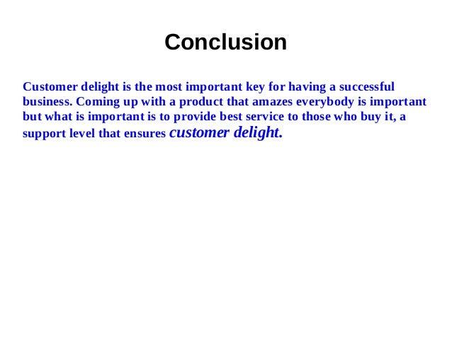 Conclusion help