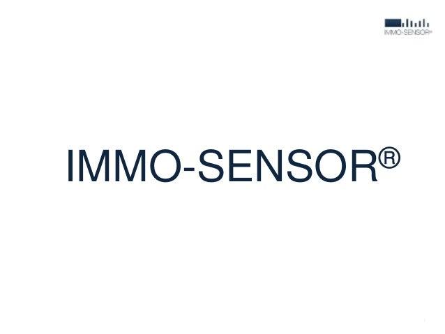IMMO-SENSOR® 1
