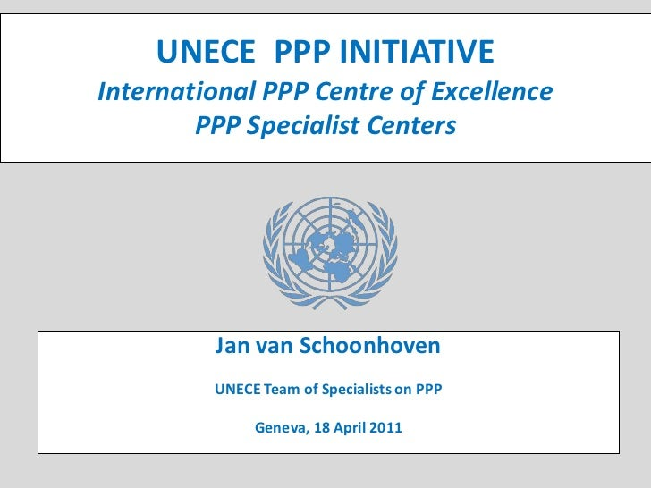 PPP International Center of Excellence