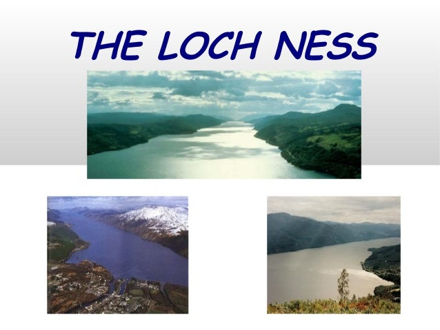 Power Point: The Loch Ness