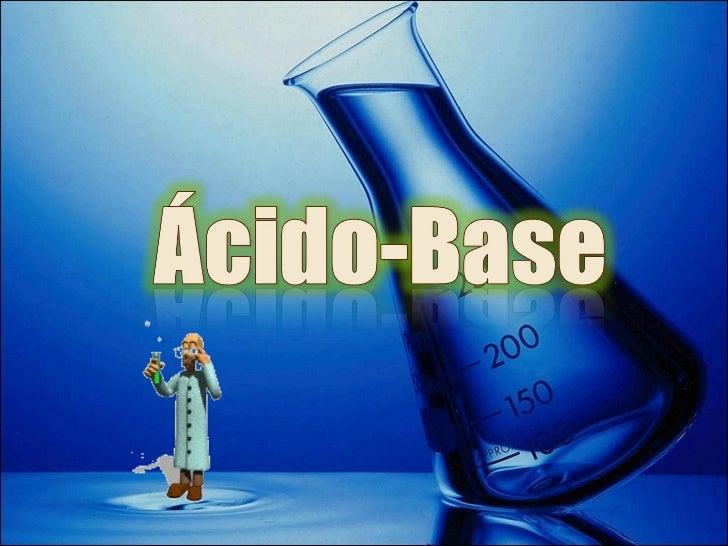 Ppt 1   introducción ácido-base