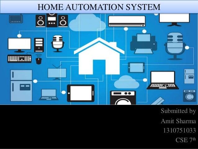 home automation system. Black Bedroom Furniture Sets. Home Design Ideas