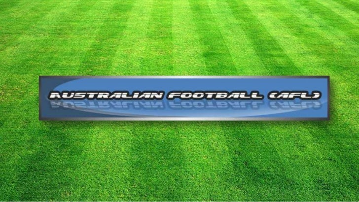 Australian Rules football was first played in the 1850s, the first club formed was the MelbourneFootball Club founded in 1...