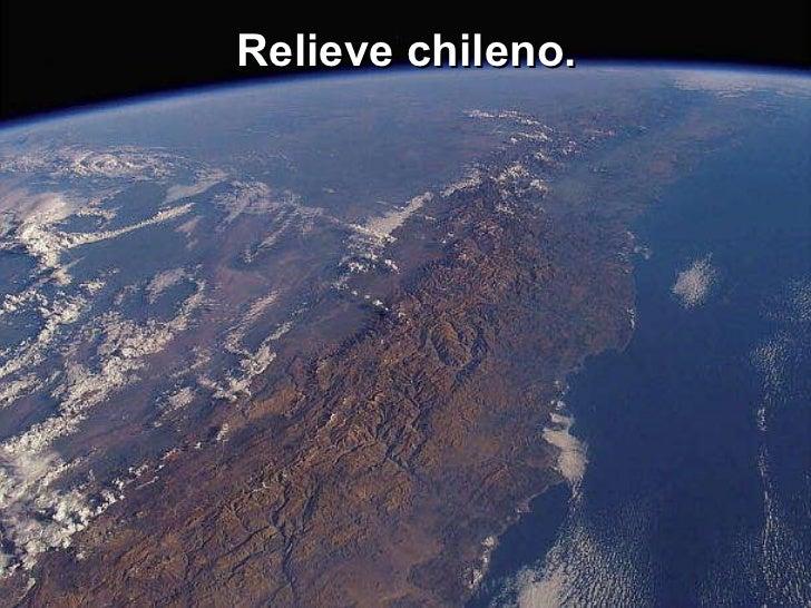 Relieve chileno.