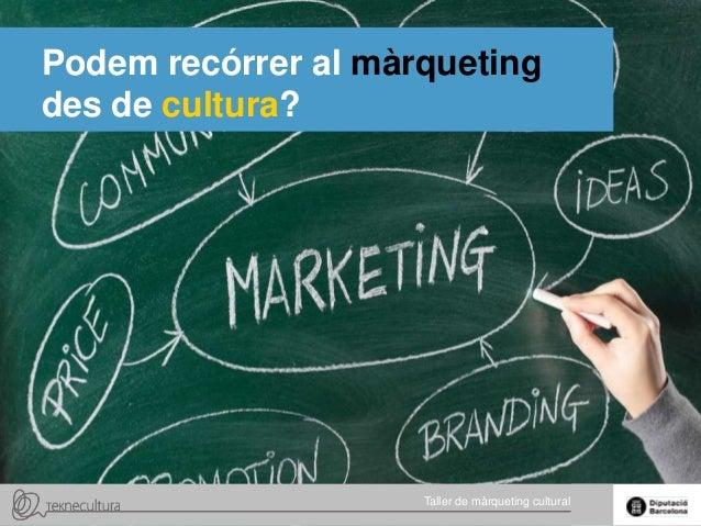 El màrqueting relacional aplicat a la gestió cultural