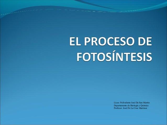 Ppt 7 fotosintesis