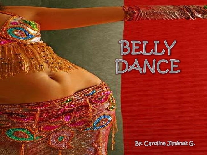 PPT. about belly dance