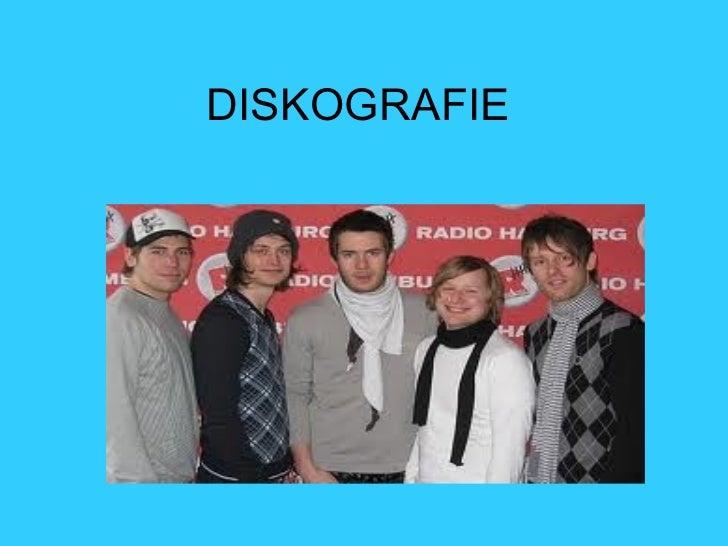 DISKOGRAFIE