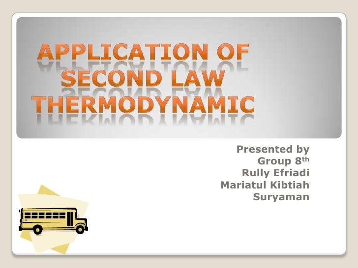 Presented by      Group 8th   Rully EfriadiMariatul Kibtiah     Suryaman