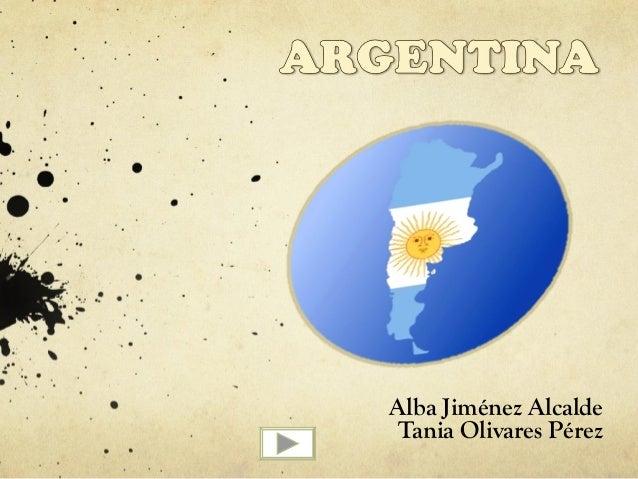 Alba Jiménez AlcaldeTania Olivares Pérez