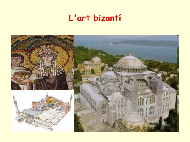 L'art bizantí