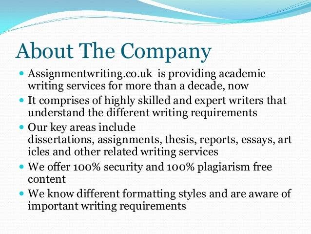Essay Writings In English