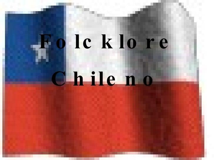 Folcklore Chileno