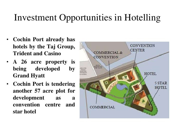 Kochi Outer Harbour Outer Harbour Development