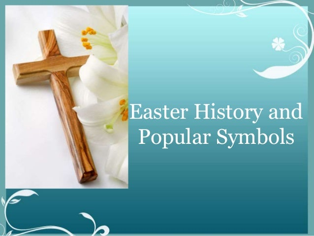 Easter History and Popular Symbols